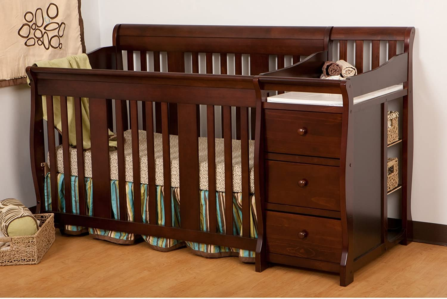 Top 7 Convertible Baby Crib with Transforming Table Attached To Acquire In 2020