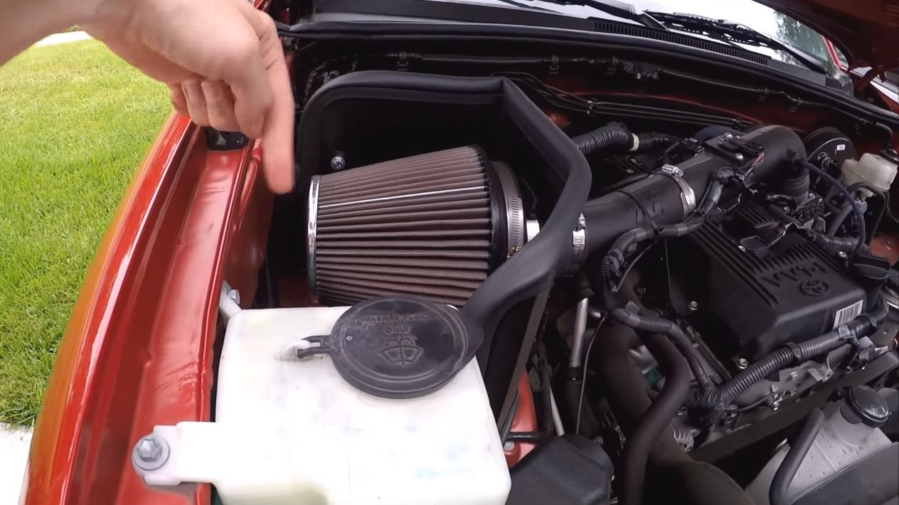 Exclusive Cold Air Intake Benefits