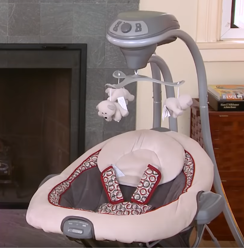 Are Baby Swings Safe For Newborns?