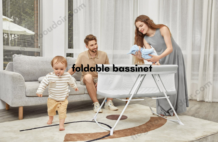 Best Foldable Bassinets to Buy 2020