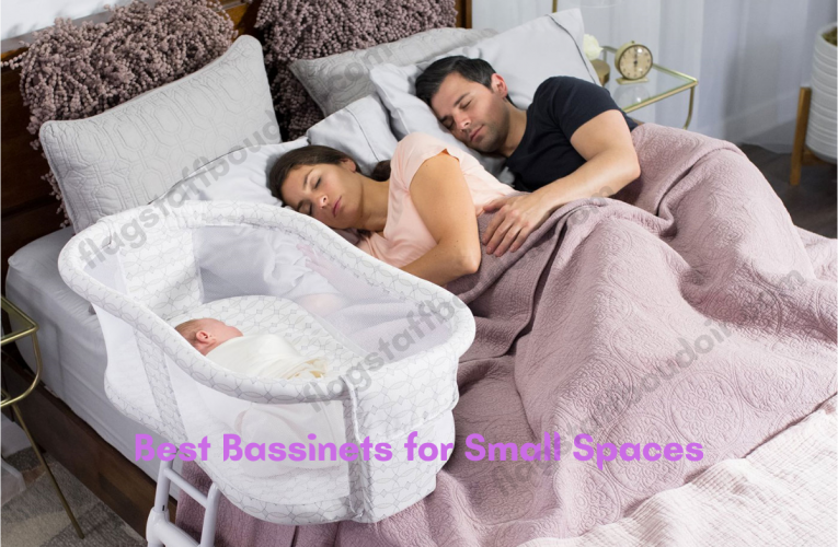 Sleep Savvy: The Best Bassinets for Small Spaces